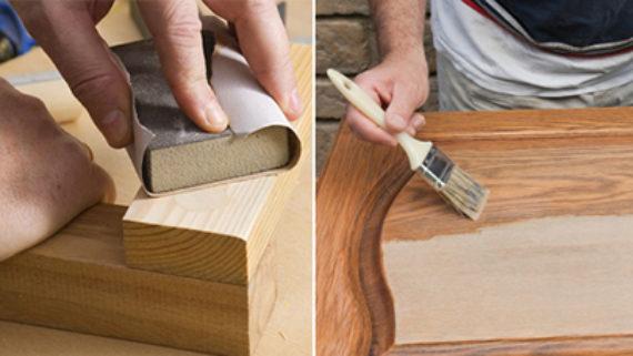Pinturerias szumik videotutorial alba 1 preparando el - Como barnizar madera ...